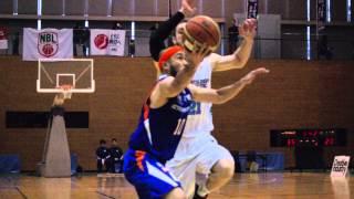 つくばロボッツvs三菱電機名古屋 バスケットボール 2015.3.1vol.15 五十...