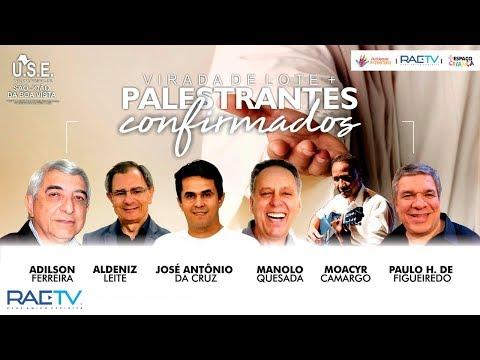 3º Encontro de Educação Espírita de São João da Boa Vista/Manolo Quesada e Paulo Henrique Figueiredo