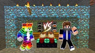 AĞir Trollendİm!!!  Çok Sİnİrlendİm   Minecraft Maden Challenge W/minelord