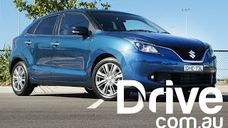 Suzuki Baleno 2016 Videos