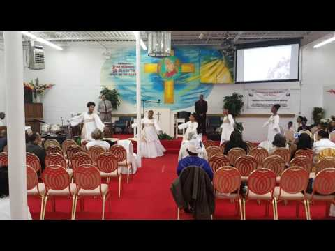 ICC Dance Ministry_ Spirit Break Out by William McDowell