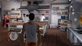 [PC] Sleeping Dogs - Chinese Restaurant