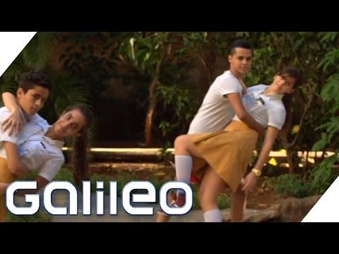 Leben als Teenager: New York und Havanna | Galileo | ProSieben