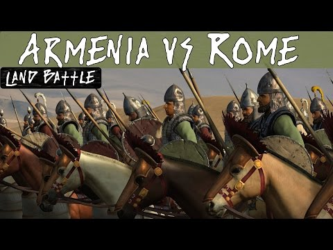 Total War Rome 2 Online Battle 218 Armenia Vs Rome