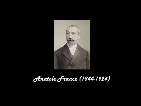 Les plus belles citations d'Anatole France