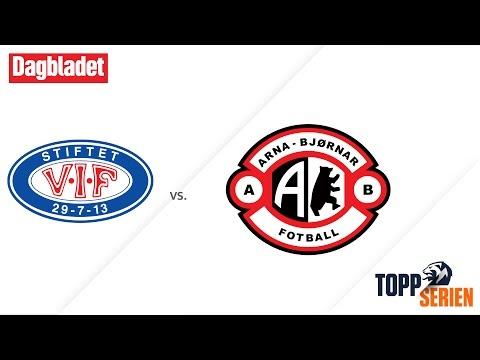 Vålerenga - Arna Bjørnar. Toppserien 2017, 9. runde