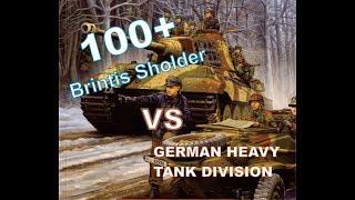 GREAT FieldMarshal ARDENNES OFFENSIVE!!!!! Panzer Lehr Warning Atack Sudden Strike