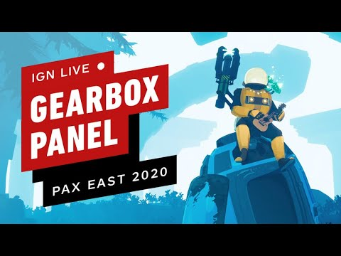 Gearbox Panel - PAX East 2020 Live Stream