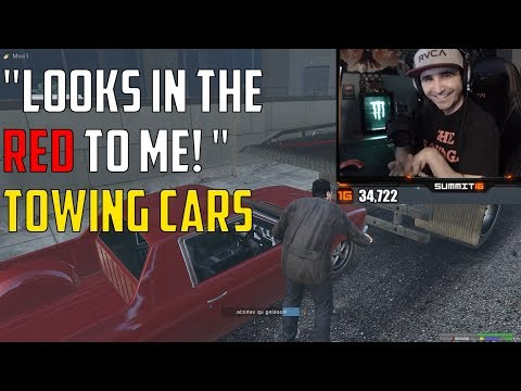 Summit1G REACTS to JESUS BAN? and grows weed with the boys GTAV RP