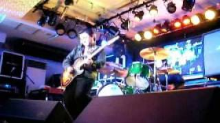 Osaka Zeppelin live at D-3 osaka, Japan 2008.5.5.