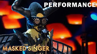 """Bee sings """"A Natural Woman"""" by Aretha Franklin 