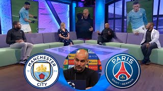Manchester City vs PSG Ian Wright Preview | Pep Through To Semi-Final First Time With Man City