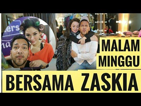MALAM MINGGU WITH ZASKIA GOTIK