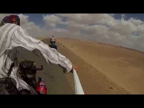 Western Sahara By Bike
