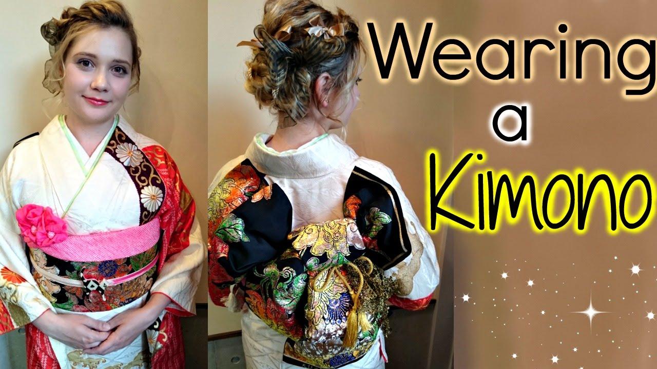 a3197e9a8f37c How to Wear a Kimono - Japanese Traditional Wear