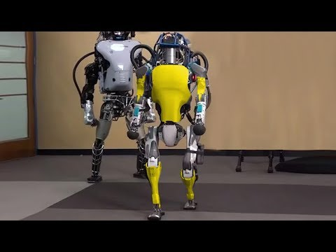 ROBOTS OF THE FUTURE! ARTIFICIAL INTELLIGENCE 2018