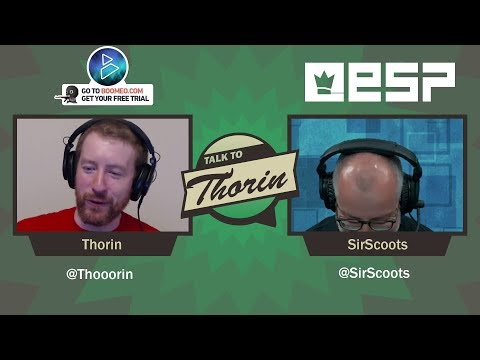 Talk to Thorin - SirScoots on Event Logistics