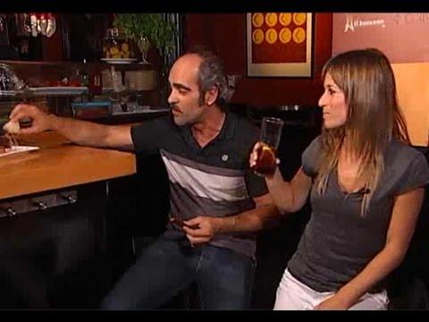 Nos vamos de tapas con Luis Tosar y Marta Etura