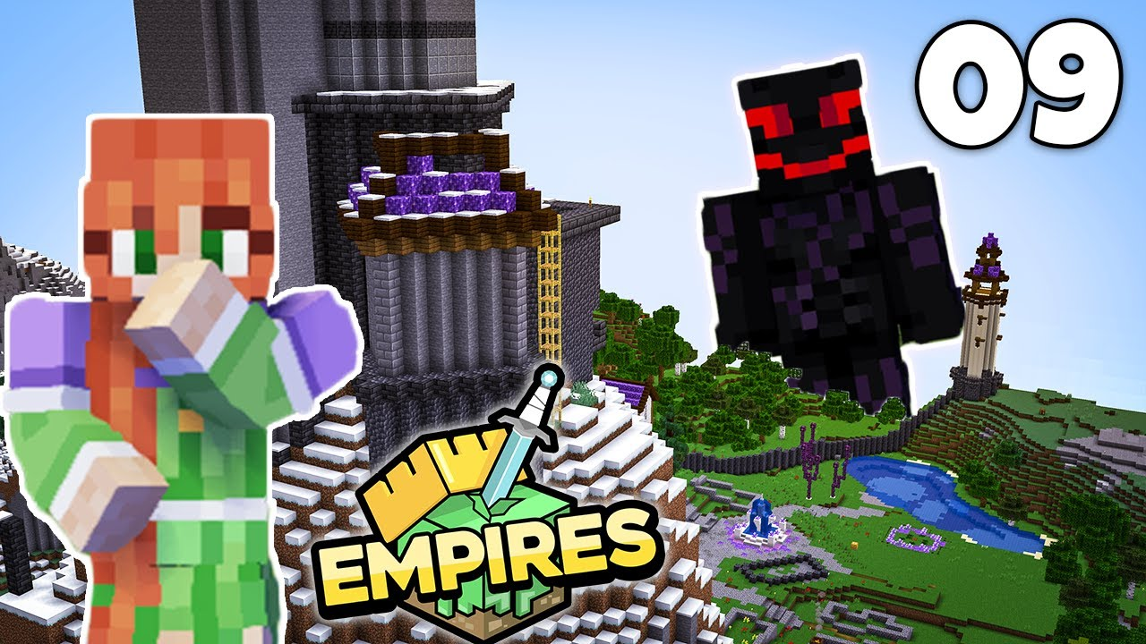 Download Empires SMP: Scary DEMON on the Server!   Episode 9