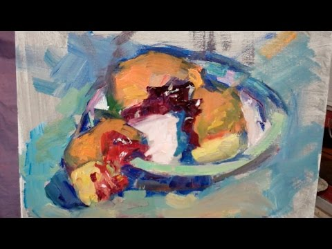 How to Paint a Still Life in Oil — The Art League School