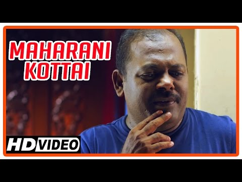 Maharani Kottai Tamil Movie | Scenes | Servant Says House Is Haunted | Richard Rishi