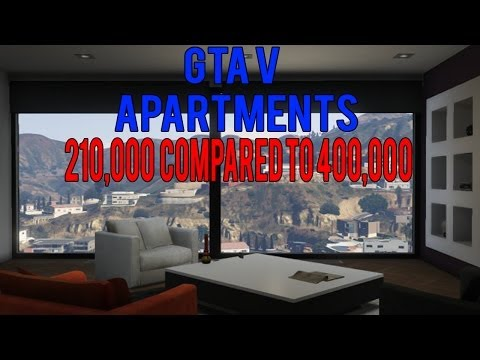GTA V Online: The Best Apartment To Buy