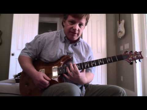 Driving Song Widespread Panic Guitar Lesson