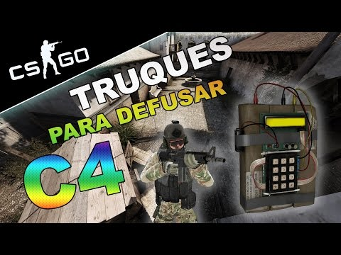 CS:GO - Truques Para Defusar a C4 #13