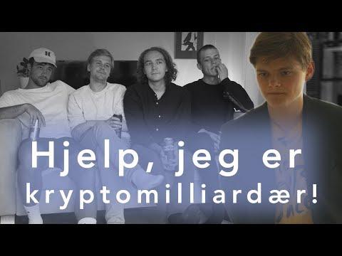 Hjelp, jeg er kryptomilliardær!