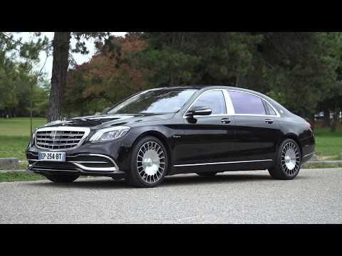 Mercedes-Benz | La Nouvelle Mercedes-Maybach Classe S Berline avec Stéphane Rotenberg