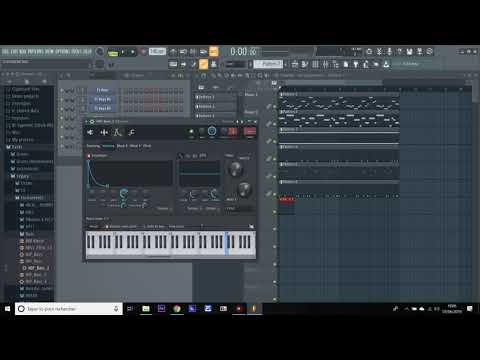 HOW TO MAKE A TRAP BEAT WITH FL STUDIO TRIAL