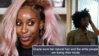 Why You Shouldn't Touch Black Womens Hair