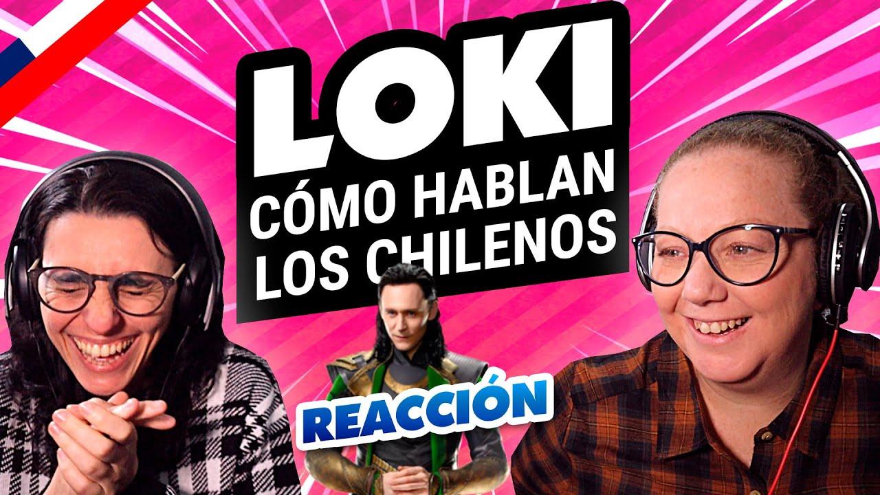 Reaccionamos a PALABRAS y FRASES de CHILE | MODISMOS CHILENOS | La GEMA del HABLAMIENTO 💎 con LOKI