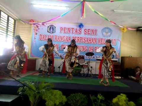 Jathil Reog Ponorogo Singo Mudho Joyo - Pensi SDN Pulogadung 09 PG