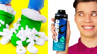 AWESOME NASTY SNEAKERS CHALLENGE || Crazy DIY Funny Pranks and Cool Tricks By 123 GO! BOYS