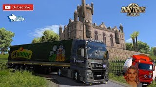 Euro Truck Simulator 2 (1.34)   Grand Utopia Map v1.4 MAN TGX e6 by SCS Software + DLC's & Mods https://forum.scssoft.com/viewtopic.php?f=32&t=256236  Support me please thanks Support me economically at the mail vanelli.isabella@gmail.com  Roadhunter Trai
