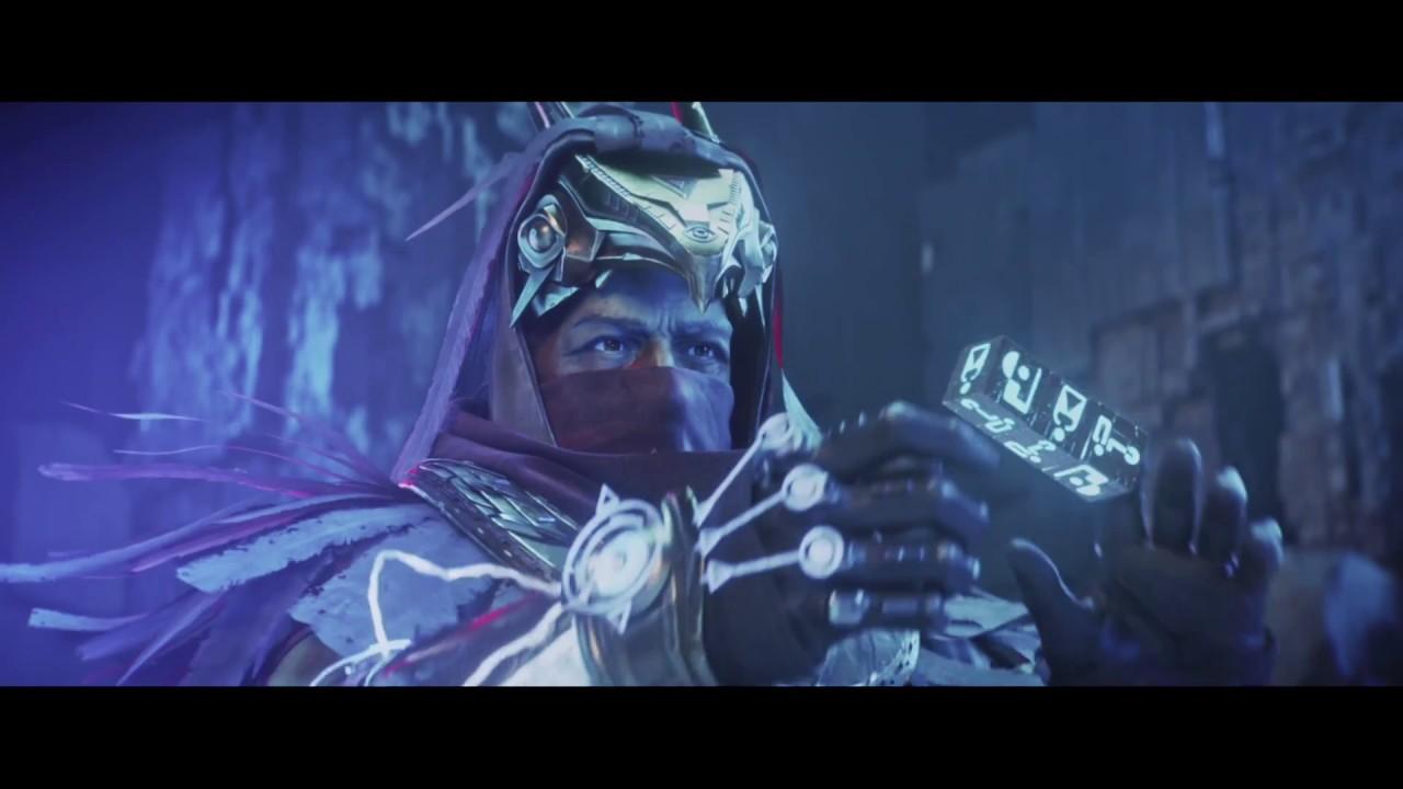 f37a223add6 Destiny 2  Curse of Osiris Xbox One X Enhanced Gameplay 4K 2160p ...