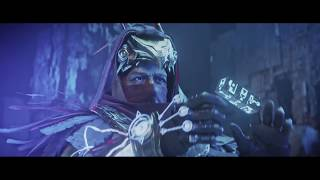 Destiny 2: Curse of Osiris Xbox One X Enhanced Gameplay 4K 2160p