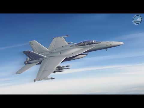 Boeing F/A-18E/F Super Hornet Block III