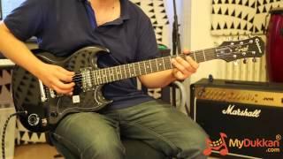 Epiphone SG Special ( Ebony) - Elektro Gitar İncelemesi (Hızlı Video)