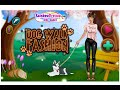 Girl Dog Walk Fashion Games