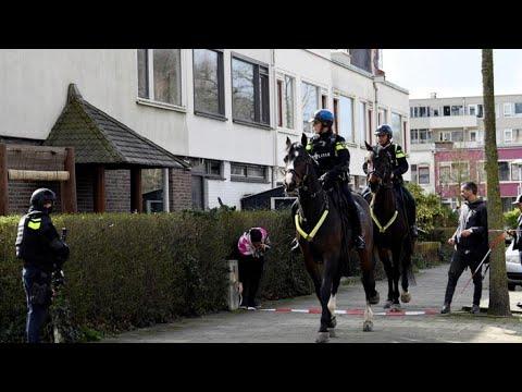 هولندا: تضارب في الأنباء حول خلفيات هجوم أوتريخت  - نشر قبل 22 دقيقة