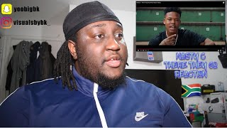 Nasty C - There They Go (Official Music Video) *SOUTH AFRICAN RAP REACTION*