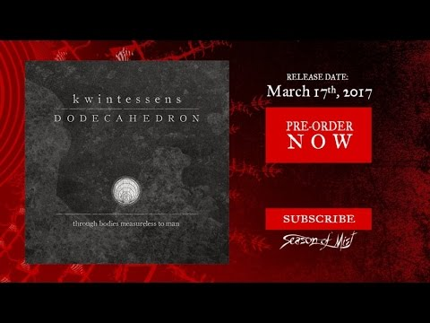 Dodecahedron - DODECAHEDRON - An ill-defined Air of Otherness (official premiere)