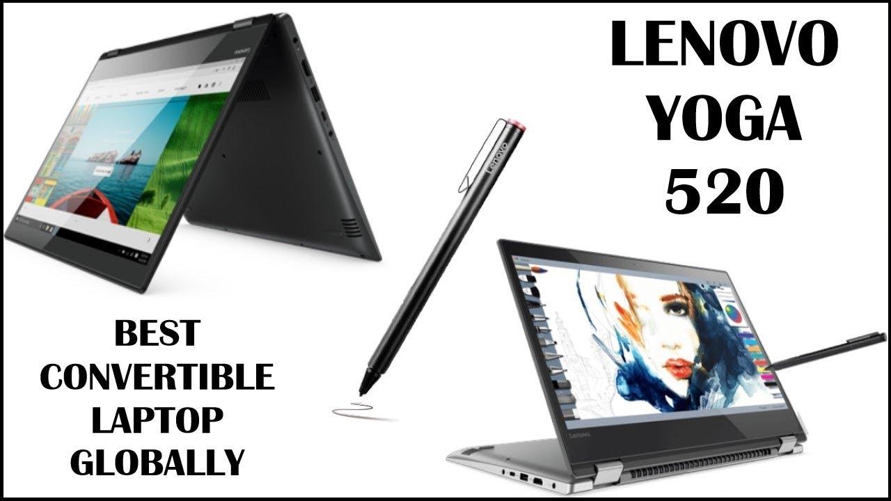 Lenovo Yoga 520 Active Pen Unboxing Quick Look Price Youtube