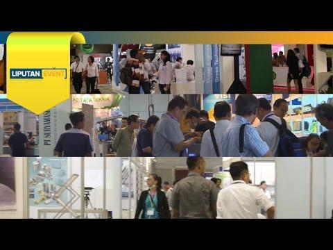 LIPUTAN EVENT - Electric Power & Renewable Energy, IFMAC, Hardware Fastener Automotive 2015