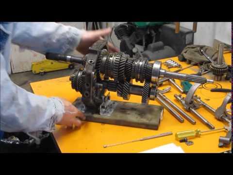 Ax5 Transmission Teardown 1 Of 1