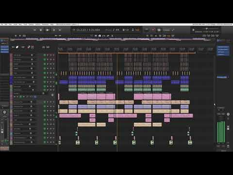 R&B Track  -  MADE IN REAPER - the most CPU friendly DAW i ever used!!!!