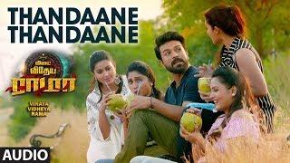 Thandaane Thandaane Full Audio Song | Vinaya Vidheya Rama Tamil | Ram Charan,Kiara Advani