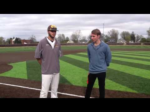 BW Baseball Ohio Northern Post-Game Interview